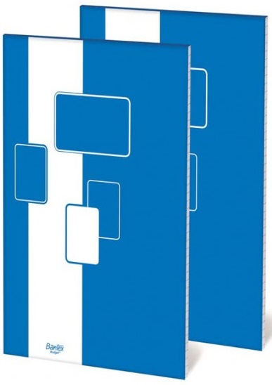 Bantex Blok biurowy kratka A5  50 kartek