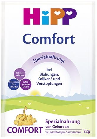 Hipp Comfort Combiotik Mleko  początkowe dla niemowląt