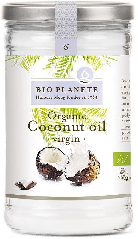 Bio Planete Aceite de coco virgen BIO