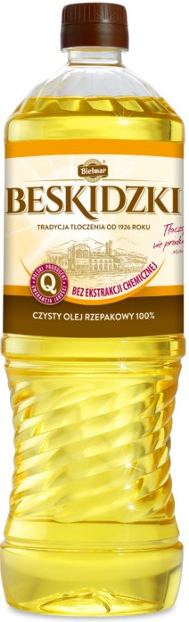Bielmar Beskidzki olej rzepakowy