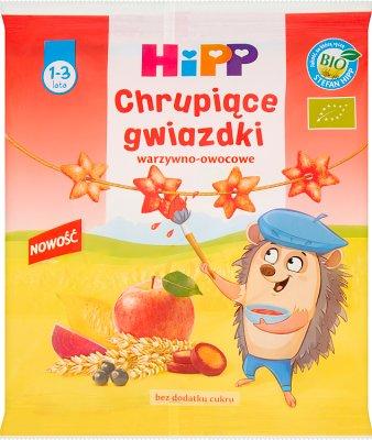 Gratis Hipp Chrupiące gwiazdki warzywne BIO
