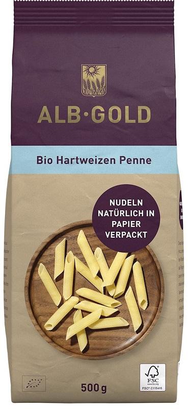 Alb-Gold Pasta (Grieß) penne BIO