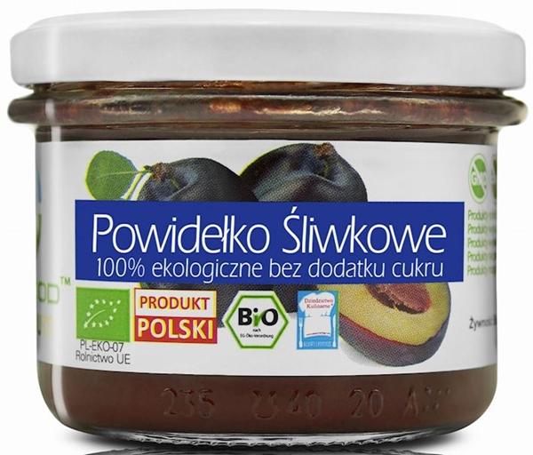 Bio Food Powidełko śliwkowe BIO