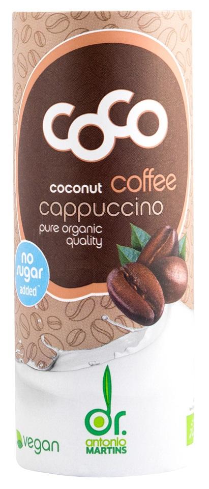 COCO napój kokosowy cappuccino BIO