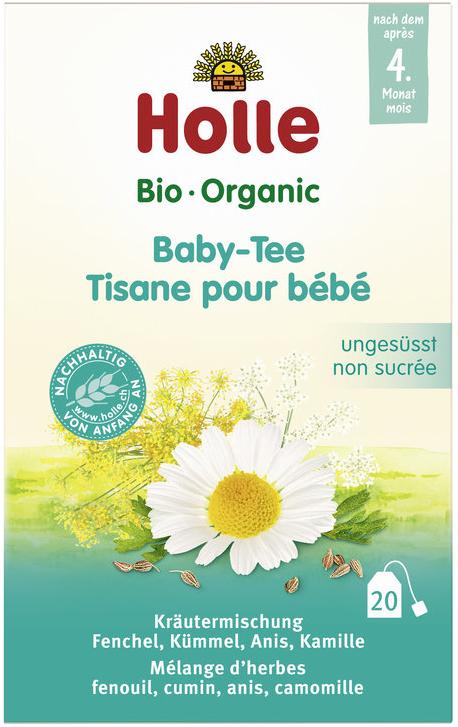 Holle Ekologiczna Herbatka  dla dzieci BIO