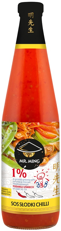 Mr. Ming Sos słodki chilli