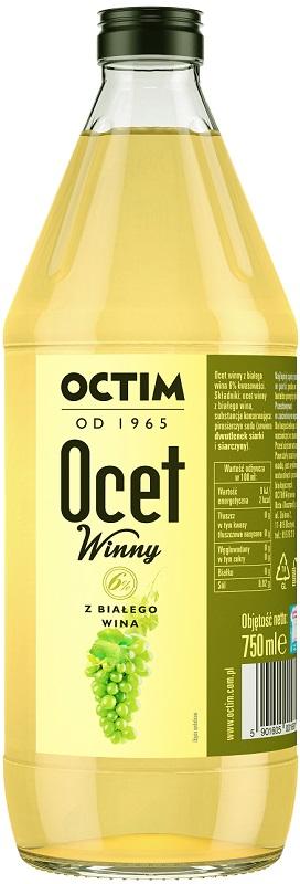 Octim Ocet z białego wina 6%