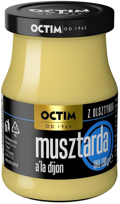 Octim Musztarda a'la Dijon