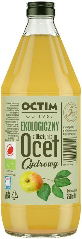 Octim Ocet cydrowy 5% ekologiczny