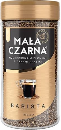 Mała Czarna Kawa Rozpuszczalna Barista