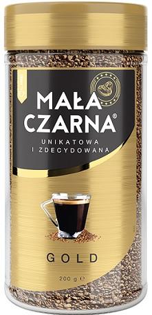 Mała Czarna Gold Kawa Rozpuszczalna