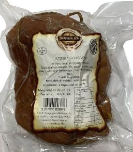 Tradycyjne Jadło Szynka Gotowana Wieprzowa pakowana minimum