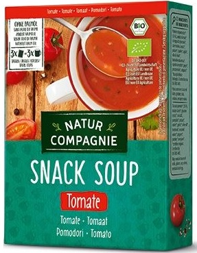 Natur Compagnie Zupa Pomidorowa instant BIO  3x20g