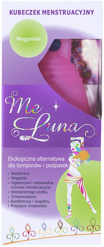Me Luna Kubeczek menstruacyjny  rozmiar S