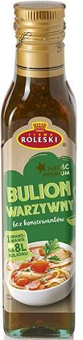 Roleski Bulion warzywny