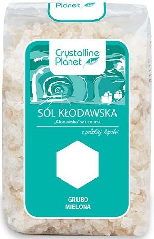 Crystalline Planet Sól Kłodawska Grubo mielona