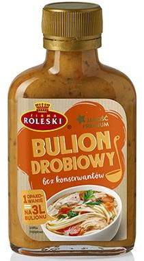 Roleski Bulion drobiowy