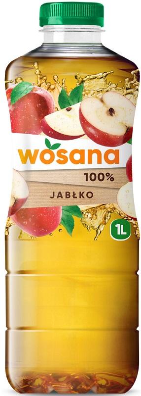 Wosana Sok Jabłkowy 100 %