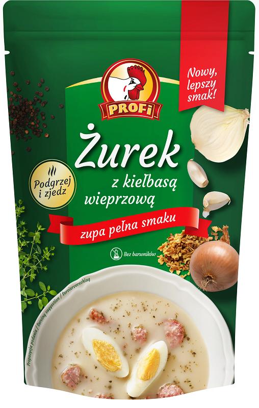 Profi Żurek z kiełbasą wieprzową