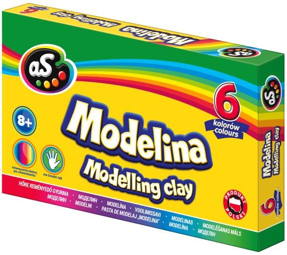 As Modelina 6 kolorów