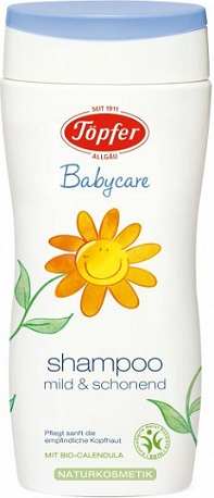 Topfer szampon wzbogacony ekstraktem otrąb pszennych z upraw ekologicznych