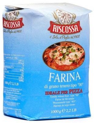 Riscossa Farina Mąka do pizzy  typ 00
