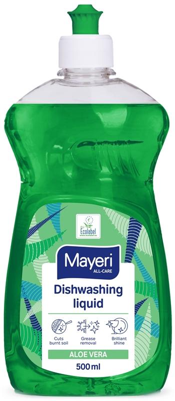 Mayeri AllCare Płyn do mycia naczyń Aloe Vera
