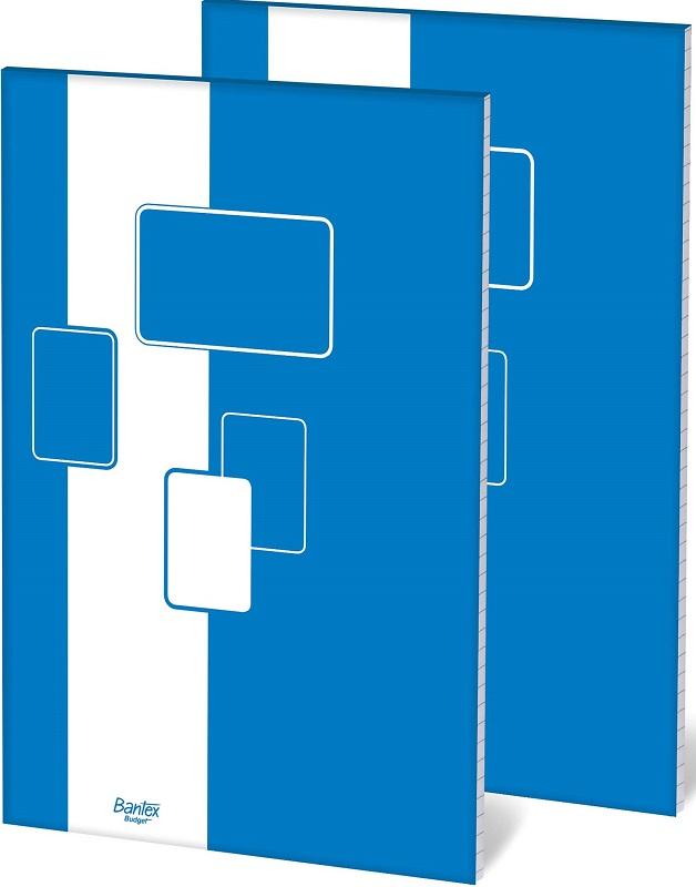 Bantex  Blok biurowy A4 100 kartek kratka