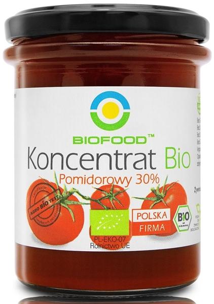 Bio Food Koncentrat pomidorowy 30%