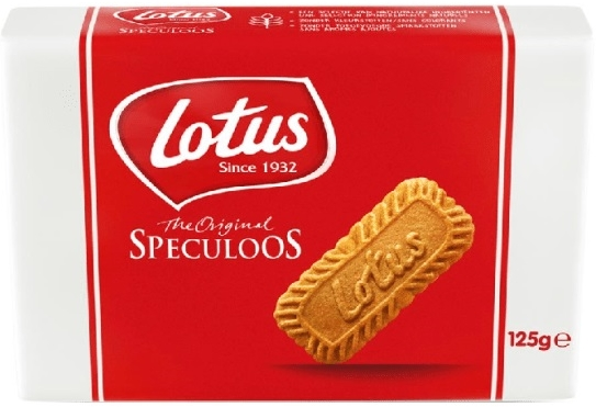 Lotus Biscoff herbatniki karmelizowane