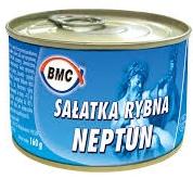 B.M.C. Sałatka rybna Neptun