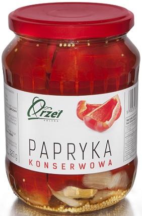Orzeł Polska Papryka Konserwowa