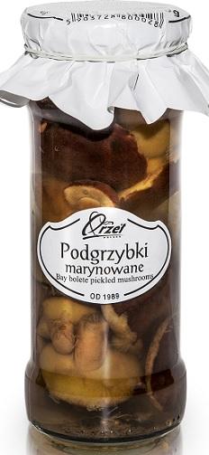 Orzeł Polska Podgrzybki Marynowane