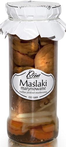 Orzeł Polska Maślaki Marynowane