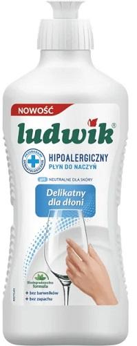 Ludwik Hypoallergene Spülmittel
