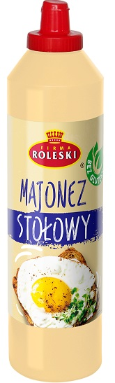 Roleski Majonez Stołowy