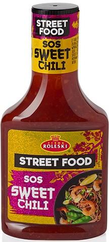 Roleski Sos Sweet Chili linia Street Food NOWOŚĆ