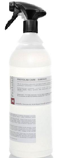 Protolab Care Płyn do dezynfekcji  powierzchni niemającej kontaktu z żywnością