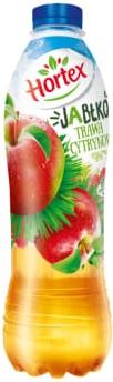 Hortex Napój jabłkowy z dodatkiem ekstraktu trawy cytrynowej