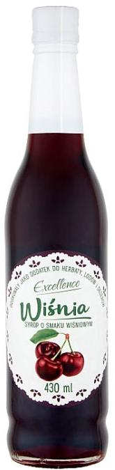 Excellence Syrop o smaku wiśniowym