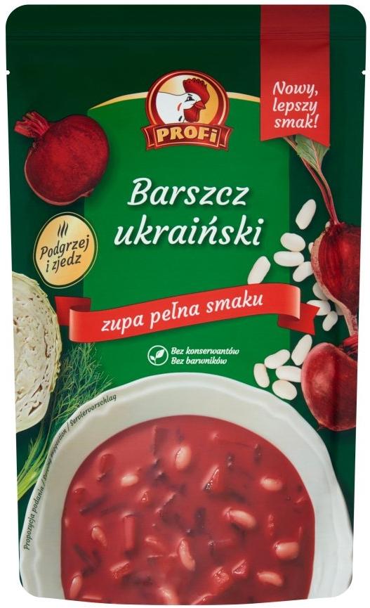 Профи украинский борщ