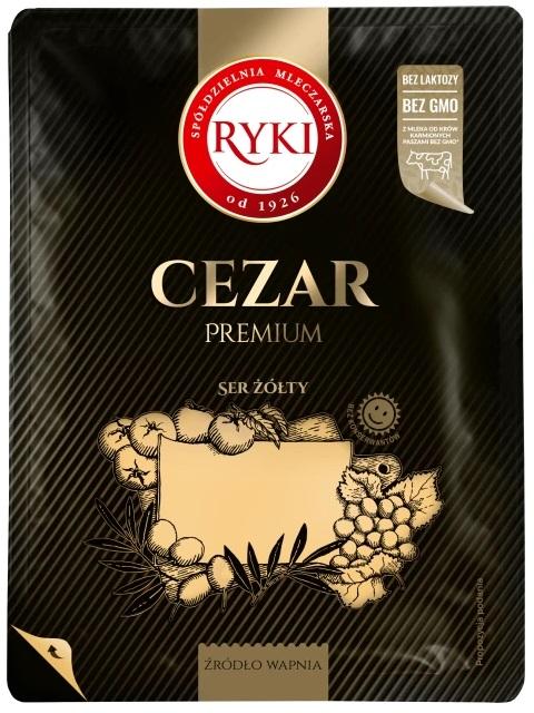 Ryki Ceraz premium ser żółty Bez laktozy