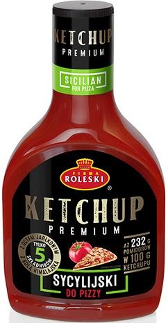 Roleski Ketchup Premium Sycylijski NOWOŚĆ