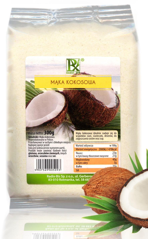 Radix - Bis mąka kokosowa