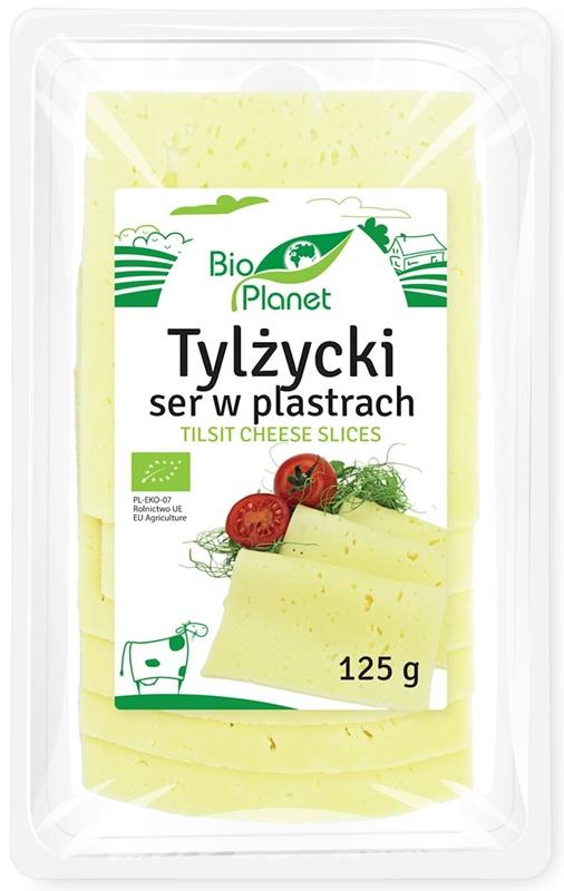 Bio Planet Tylżycki ser w plastrach BIO