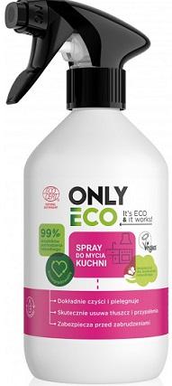 Only Eco Płyn do mycia kuchni w sprayu