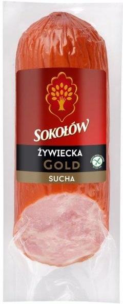 Sokołów Gold kiełbasa Żywiecka Sucha