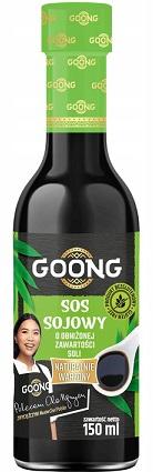 Goong Sos Sojowy o obniżonej zawartości soli