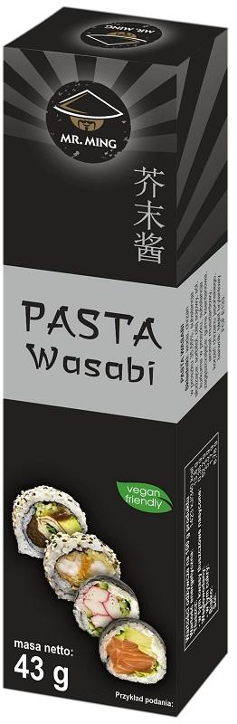Mr. Ming Pasta Wasabi