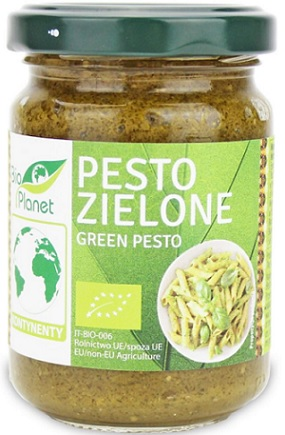 Bio Planet Pesto Zielone BIO